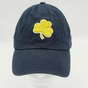 Notre Dame Adjustable top of the world crew hat